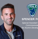 MLL NAMES SPENCER FORD FIRST EVER SPECIAL ASSISTANT 12/3/18-