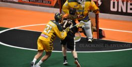 Black Wolves Win Back and Forth Battle With Swarm 1/19/19