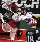Mammoth on a Mission Defeating Western Division Foe Roughnecks 3/16/19