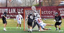 Pioneers [12/13] Fourth Quarter Dominance Too Much for the Friars 4/20/19
