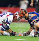 Rattlers Rattled by the Cannons 6/11/19