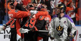 Buffalo Dominates in Banditland to Defeat the Seals on Opening Night 12/8/19