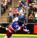 Rock Drop Their Home Opener to the Black Wolves 12/8/19