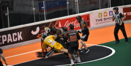 Black Wolves Fall to Swarm in OT – 1/27/2020